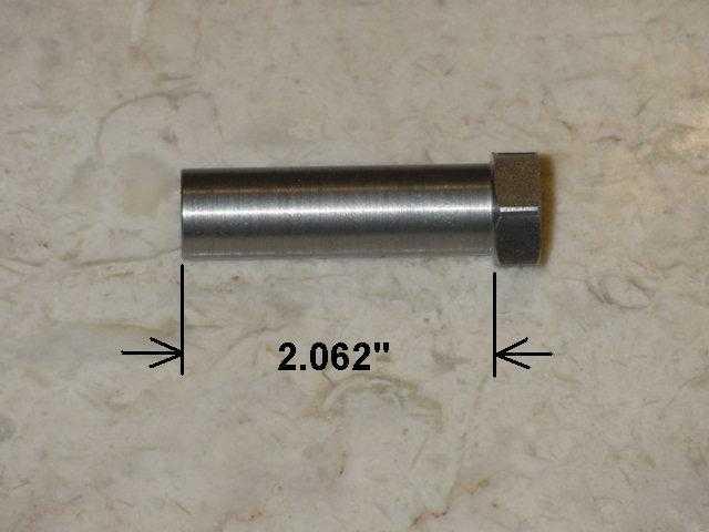 Salsbury 330 Torque Converter Nut  2 062 U2033
