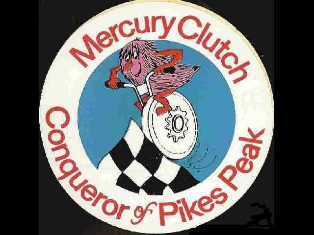 Mercury Clutch