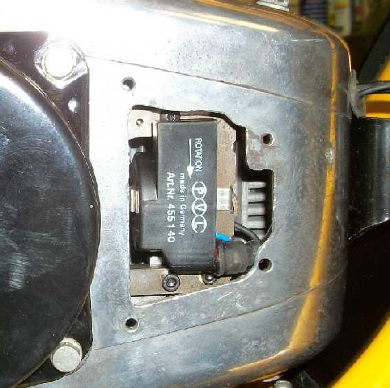PVL Fan shroud modification